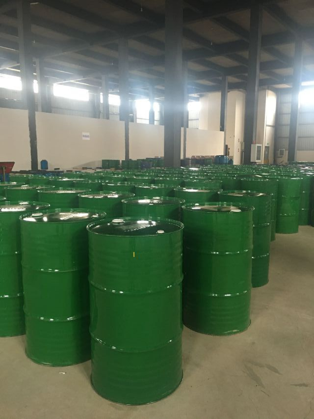 200kg iron barrel