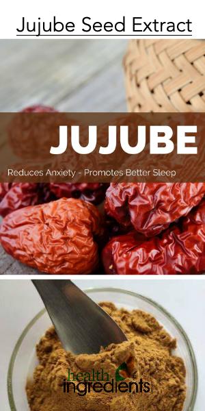 jujube seed extract for sleep and brain health