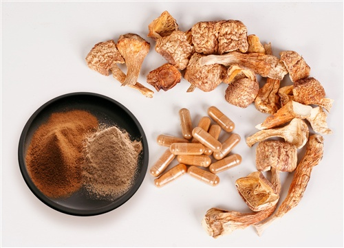 Agaricus Blazei mushroom Extract From RDHealthIngredients