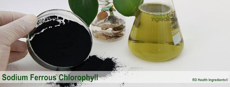 Sodium copper chlorophyllin from RDHealthIngredients