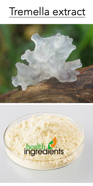 Tremella Mushroom extract from RDHealthIngredients