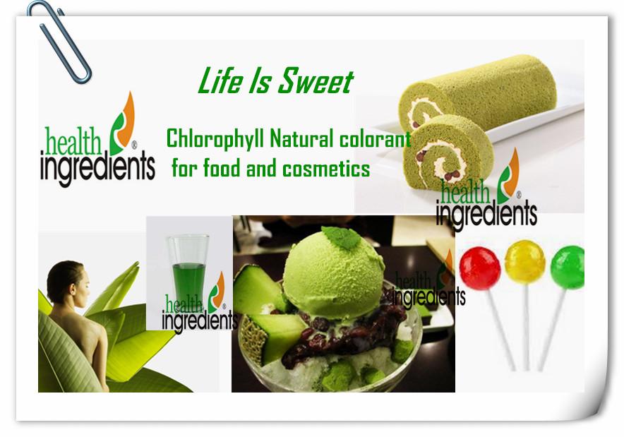 Sodium Copper Chlorophyllin food additive